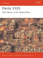 19600 - Konstam-Turner, A.-G. - Campaign 044: Pavia 1525. The Climax of the Italian Wars