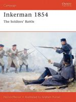 18085 - Mercer-Turner, P.-G. - Campaign 051: Inkerman 1854. The Soldiers' Battle
