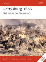 17513 - Smith-Hook, C.-A. - Campaign 052: Gettysburg 1863. High tide of the Confederacy. Special extended edition