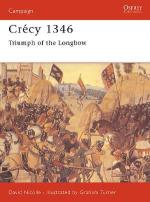 16434 - Nicolle-Turner, D.-G. - Campaign 071: Crecy 1346. Triumph of the longbow