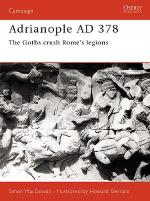 15144 - MacDowall-Gerrard, S.-H. - Campaign 084: Adrianople AD 378. The Goths Crush Rome's Legions