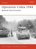 21634 - Zaloga-Bryan, S.J.-T. - Campaign 088: Operation Cobra 1944. Breakout from Normandy