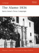 21583 - Hardin-McBride, S.-A. - Campaign 089: Alamo 1836. Santa Anna's Texas Campaign
