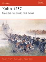 21857 - Millar-Hook, S.-A. - Campaign 091: Kolin 1757. Frederick the Great's First Defeat