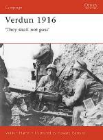 22034 - Martin-Gerrard, W.-H. - Campaign 093: Verdun 1916. 'They Shall Not Pass'