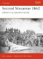 21986 - Langellier-Adams, J.-M. - Campaign 095: Second Manassas 1862. Lee's greatest victory