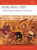 22563 - Nicolle-Nicolle, D.-D. - Campaign 098: Kalka River 1223. Genghiz Khan's Mongols invade Russia