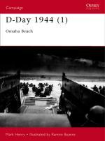 22532 - Zaloga-Gerrard, S.J.-H. - Campaign 100: D-Day 1944 (1) Omaha Beach