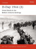 22535 - Ford-Gerrard, K.-H. - Campaign 105: D-Day 1944 (3) Sword Beach and the British Airborne Landings