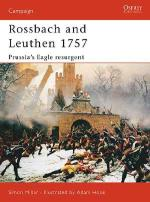 23564 - Millar-Hook, S.-A. - Campaign 113: Rossbach and Leuthen 1757. Prussia's Eagle Resurgent