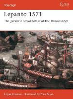 25743 - Konstam-Bryan, A.-T. - Campaign 114: Lepanto 1571. The greatest naval battle of the Renaissance