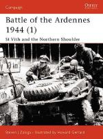 25863 - Zaloga-Gerrard, S.J.-H. - Campaign 115: Battle of the Bulge 1944 (1) St Vith and the Northern Shoulder