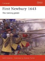 25522 - Roberts-Turner, K.-G. - Campaign 116: First Newbury 1643. The turning point