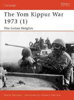 25141 - Dunstan-Gerrard, S.-H. - Campaign 118: Yom Kippur War 1973 (1) The Golan Heights