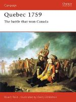 25755 - Reid-Embleton, S.-G. - Campaign 121: Quebec 1759. The battle that won Canada