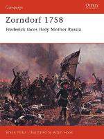 25191 - Millar-Hook, S.-A. - Campaign 125: Zorndorf 1758. Frederick faces Holy Mother Russia