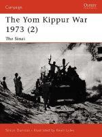 26226 - Dunstan-Lyles, S.-K. - Campaign 126: Yom Kippur War 1973 (2) The Sinai