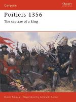 26988 - Nicolle-Turner, D.-G. - Campaign 138: Poitiers 1356. The capture of a King