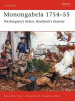29881 - Chartrand-Walsh, R.-S. - Campaign 140: Monongahela 1754-55. Washington's defeat, Braddock's disaster