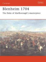 29925 - Tincey-Turner, J.-G. - Campaign 141: Blenheim 1704. The Duke of Marlborough's Masterpiece