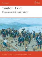 30562 - Forczyk-Hook, R.A.-A. - Campaign 153: Toulon 1793. Napoleon's first great victory