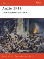 32072 - Zaloga-Dennis, S.J.-P. - Campaign 155: Anzio 1944. The beleaguered beachhead
