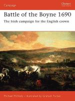 32042 - McNally-Turner, M.-G. - Campaign 160: Battle of the Boyne 1690. The Irish campaign for the English Crown