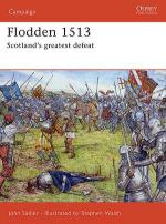 33488 - Sadler, J. - Campaign 168: Flodden 1513. Scotland's greatest defeat