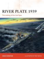 61040 - Konstam-Bryan, A.-T. - Campaign 171: River Plate 1939. The sinking of the Graf Spee