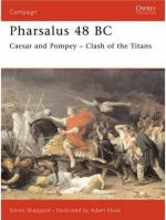 34752 - Sheppard, S. - Campaign 174: Pharsalus 48 BC. Caesar and Pompey - Clash of the Titans
