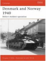 35912 - Dildy-White, D.-J. - Campaign 183: Denmark and Norway 1940. Hitler's Boldest Operation