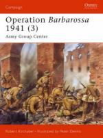 37159 - Kirchubel-Dennis, R.-P. - Campaign 186: Operation Barbarossa 1941 (3) Army Group Center