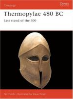 37161 - Fields-Noon, F.-S. - Campaign 188: Thermopylae 480 BC