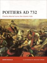 38027 - Nicolle-Turner, D.-G. - Campaign 190: Poitiers AD 732. Charles Martel turns the Islamic tide