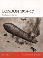 38030 - Castle-Hook, I.-C. - Campaign 193: London 1914-17. The Zeppelin Menace
