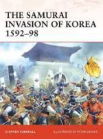 33156 - Turnbull, S. - Campaign 198: Samurai Invasion of Korea 1592-98