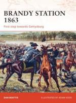 33159 - Beattie, D. - Campaign 201: Brandy Station 1863. First step towards Gettysburg