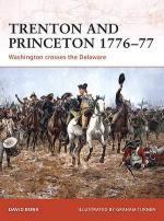 33161 - Bonk, D. - Campaign 203: Trenton and Princeton 1776-77. Washington crosses the Delaware