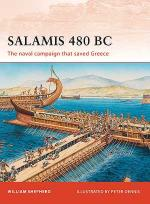 44594 - Shepherd, W. - Campaign 222: Salamis 480 BC. The naval campaign that saved Greece