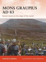 45813 - Campbell-O Brogain, W.-S. - Campaign 224: Mons Graupius AD 83. Rome's battle at the edge of the world