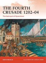 49410 - Nicolle-Hook, D.-C. - Campaign 237: Fourth Crusade 1202-04. The betrayal of Byzantium