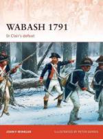 49412 - Winkler-Denis, J.F.-P. - Campaign 240: Wabash 1791. St Clair's defeat