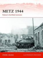 50847 - Zaloga-Noon, S.J.-S. - Campaign 242: Metz 1944. Patton's fortified nemesis