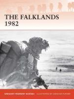 50849 - Fremont-Barnes-Turner, G.-G. - Campaign 244: Falklands 1982. Ground operations in the South Atlantic