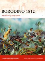 52353 - Haythornthwaite-Dennis, P.-P. - Campaign 246: Borodino 1812. Napoleon's great gamble