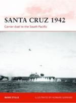 52354 - Stille-Gerrard, M.-H. - Campaign 247: Santa Cruz 1942. Carrier duel in the South Pacific