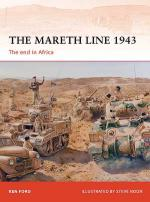 52357 - Ford-Noon, K.-S. - Campaign 250: Mareth Line 1943. The end in Africa