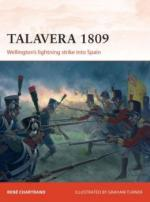 53578 - Chartrand-Turner, R.-G. - Campaign 253: Talavera 1809. Wellington's lightning strike into Spain