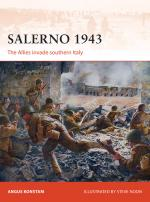 53582 - Konstam-Noon, A.-S. - Campaign 257: Salerno 1943. The Allies invade Southern Italy