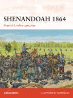 56890 - Lardas-Hook, M.-A. - Campaign 274: Shenandoah 1864. Sheridan's valley campaign